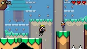 Will it be another platformer like Mutant Mudds?
