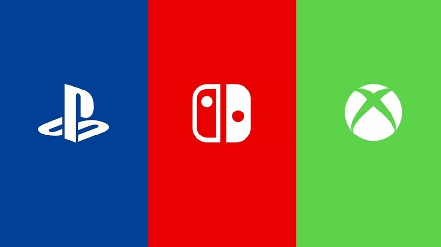 Nintendo Sony Microsoft