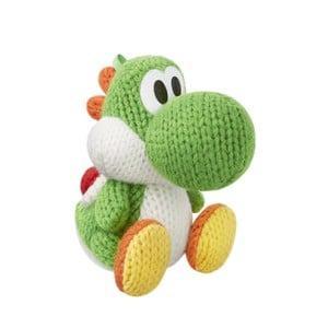 Green Yarn Yoshi amiibo