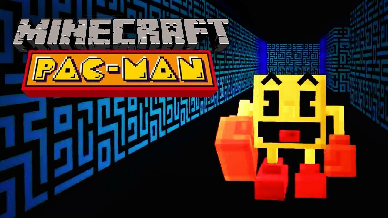 Minecraft Adds First-Person Pac-Man Mode, And It Looks Pretty Terrifying