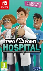 Two Point Hospital (Switch)