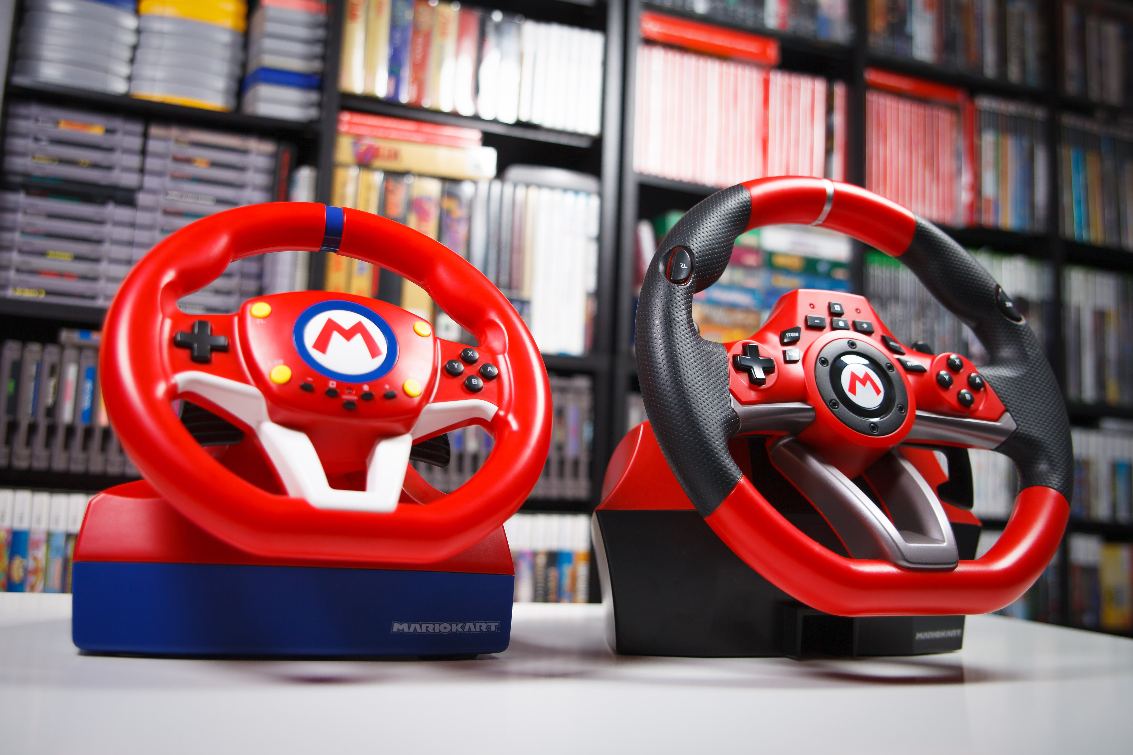 Hardware Review Race Away With Mario Kart Pro Mini Deluxe