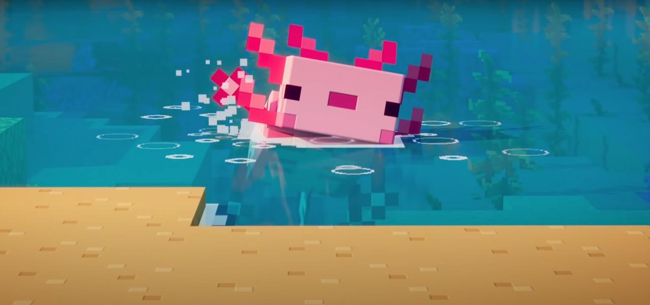 Minecraft Update 1.17.10 Adds Candles, Axolotl Fixes thumbnail