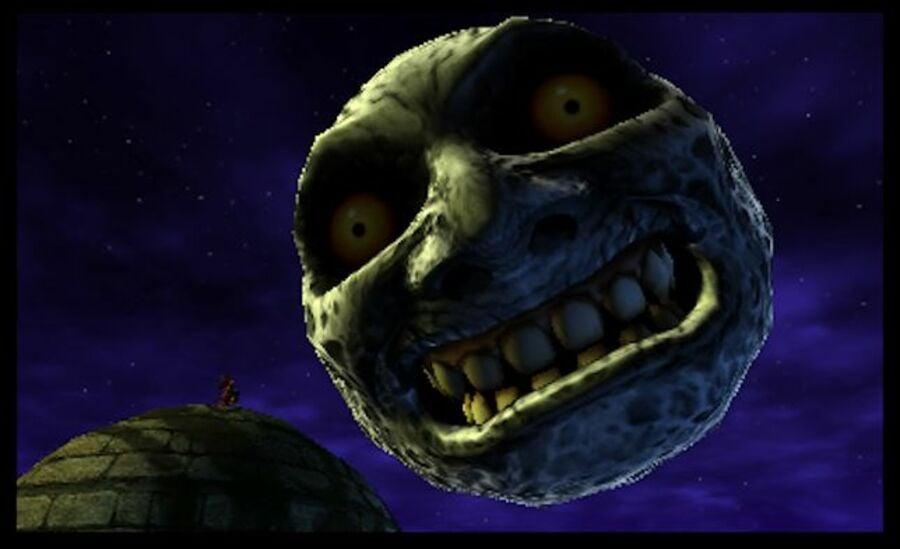 Majora Moon