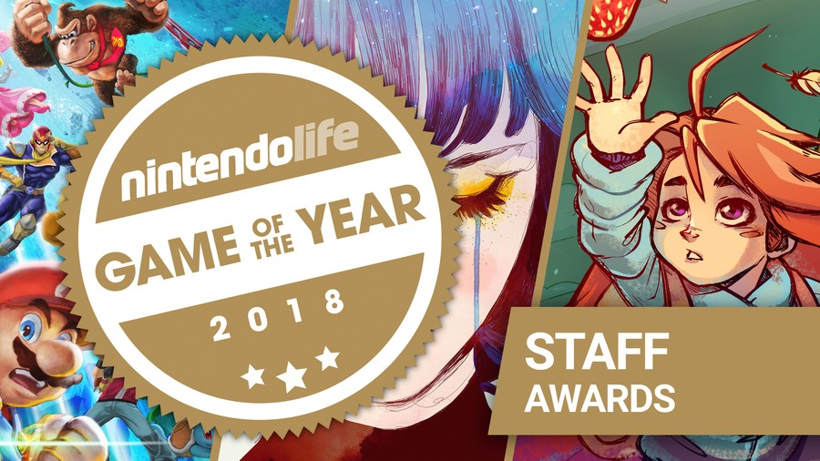 Game Of The Year 2018 - Staff Awards