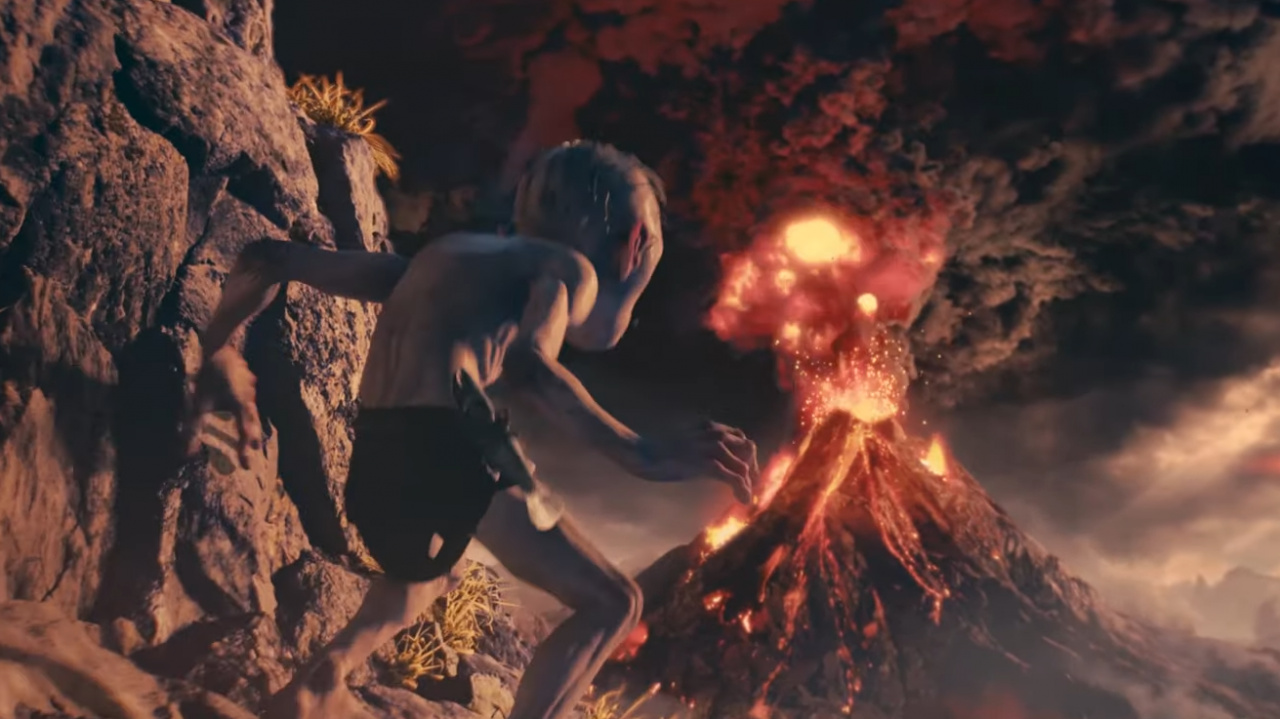 Video: Here's A Sneak Peek Trailer For The Lord Of The Rings: Gollum