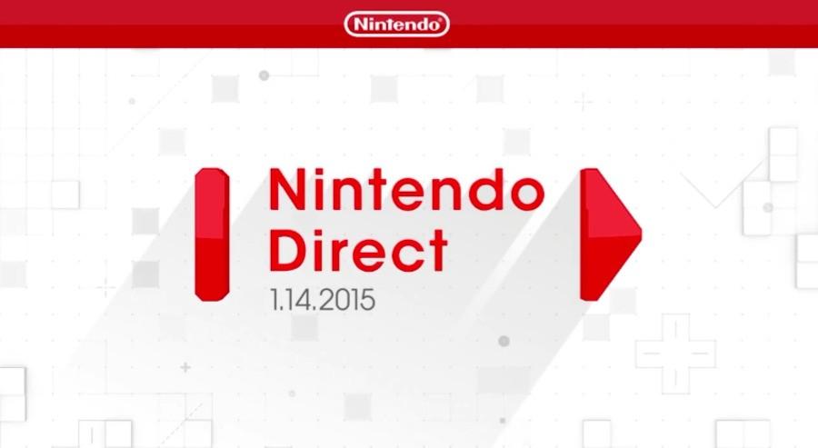 Nintendo Direct 0115