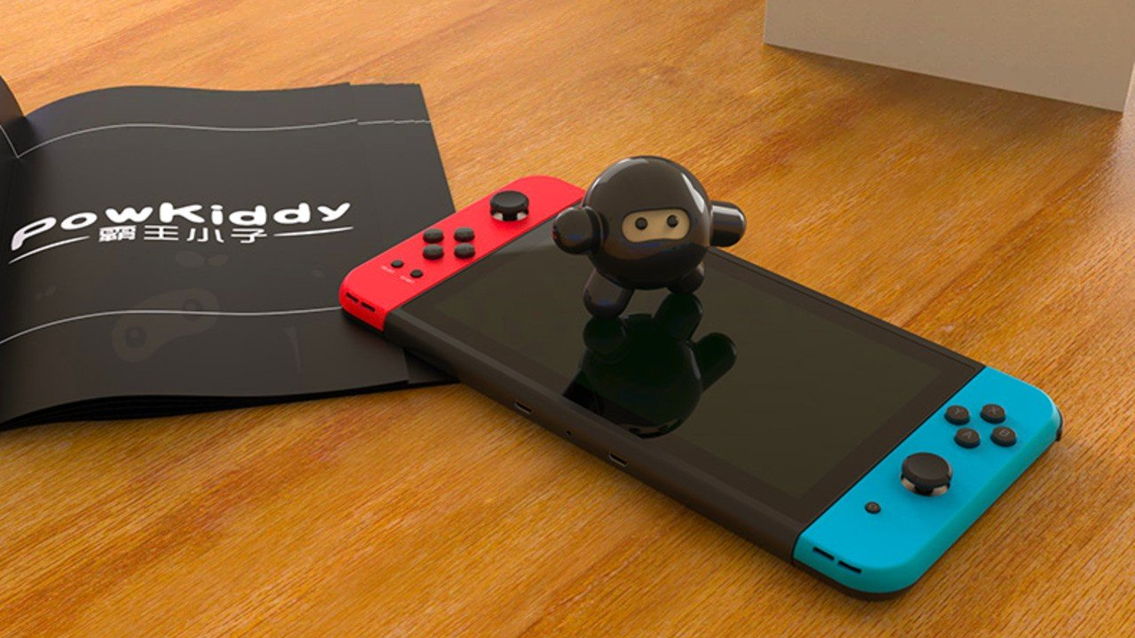 Random: This Fake Switch Costs $80, But Don't Expect It To Play Animal Crossing: New Horizons thumbnail