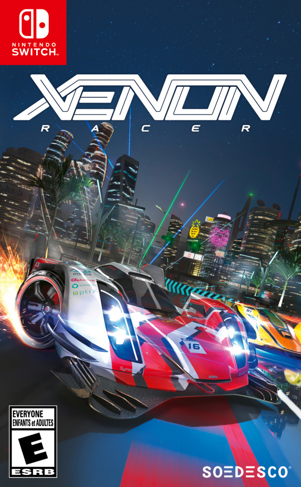 Xenon Racer Review (Switch) | Nintendo Life