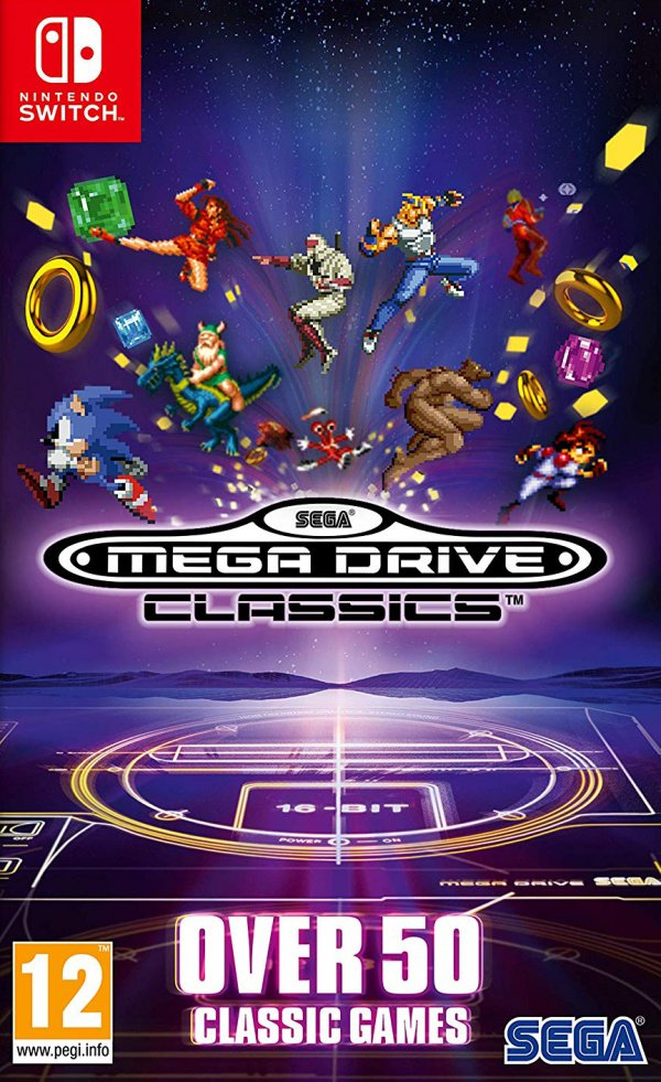 SEGA Mega Drive Classics Review (Switch) | Nintendo Life