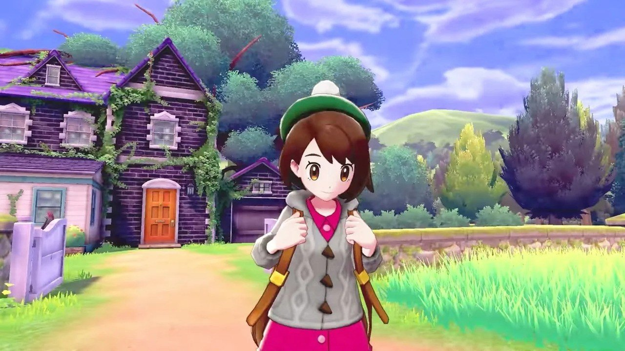 Pokémon Sword And Shield's Gloria Has Finally Been Given A Voice, And It's (Very) British - Nintendo Life