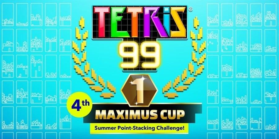 Tetris 99 4th Maximus Cup