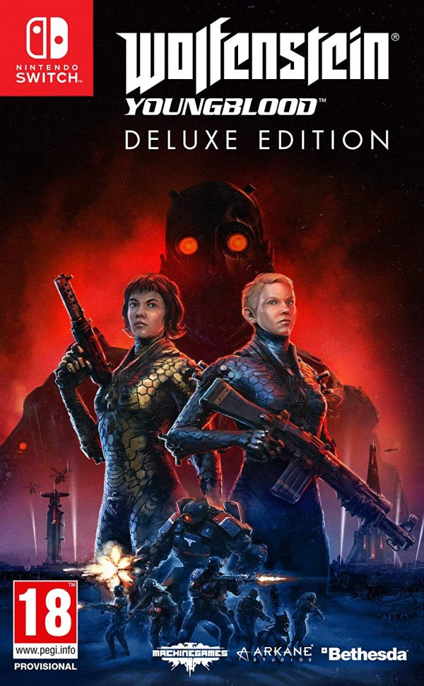 Wolfenstein: Youngblood Review (Switch) | Nintendo Life