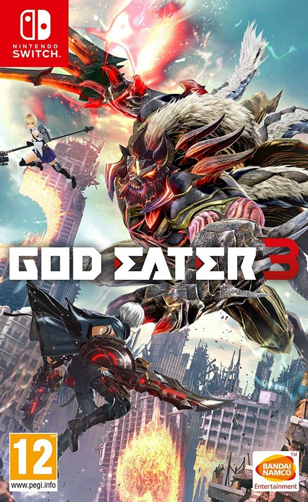God Eater 3 Review (Switch) | Nintendo Life