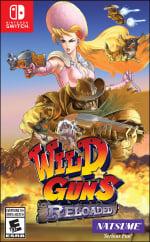 Wild Guns Reloaded (Switch)