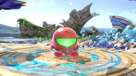 4. Samus Aran Kirby