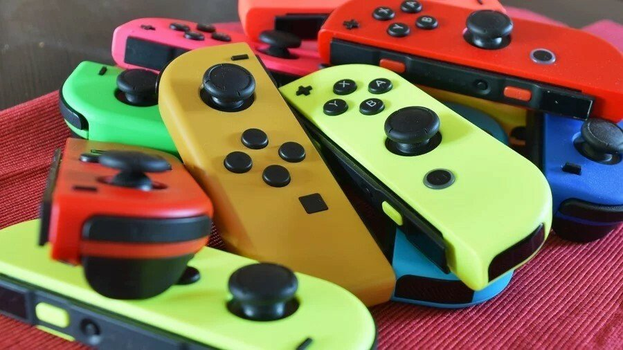 Is there room for improvement with some Joy-Con+?