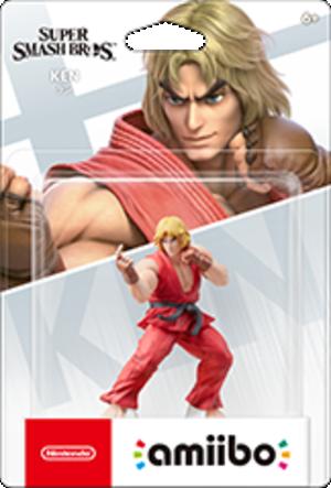 Ken amiibo Pack