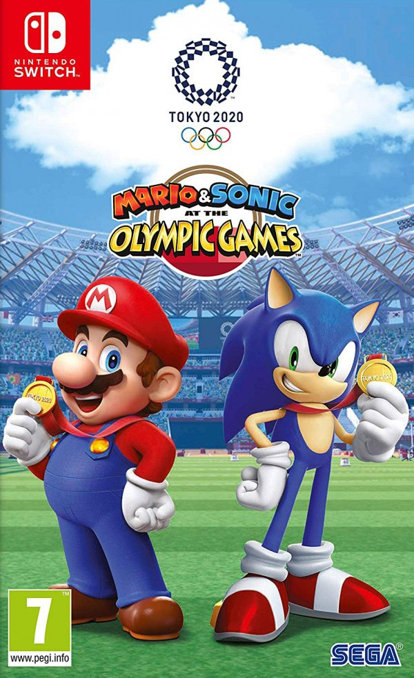 Pokemon Fan Games 2020.Mario Sonic At The Olympic Games Tokyo 2020 Review Switch
