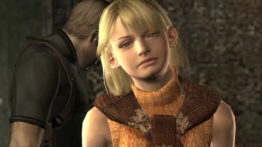 I will play Resident Evil 4 again, so I can watch Ashley being eaten