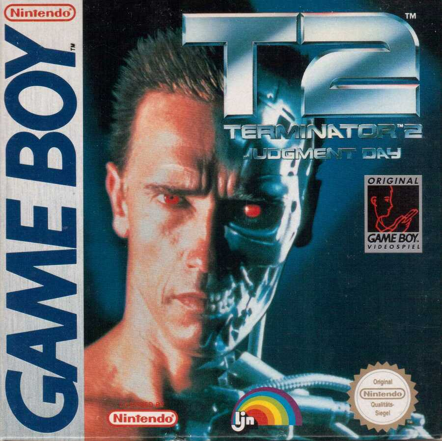 Terminator 2: Judgement Day on Game Boy