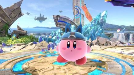 41. Lucario Kirby