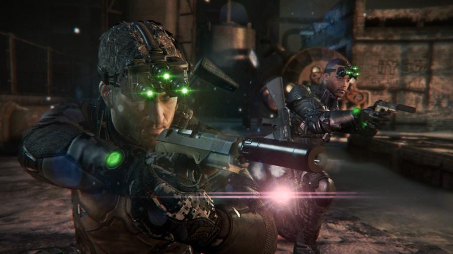 Splinter Cell Blacklist Co Op 01