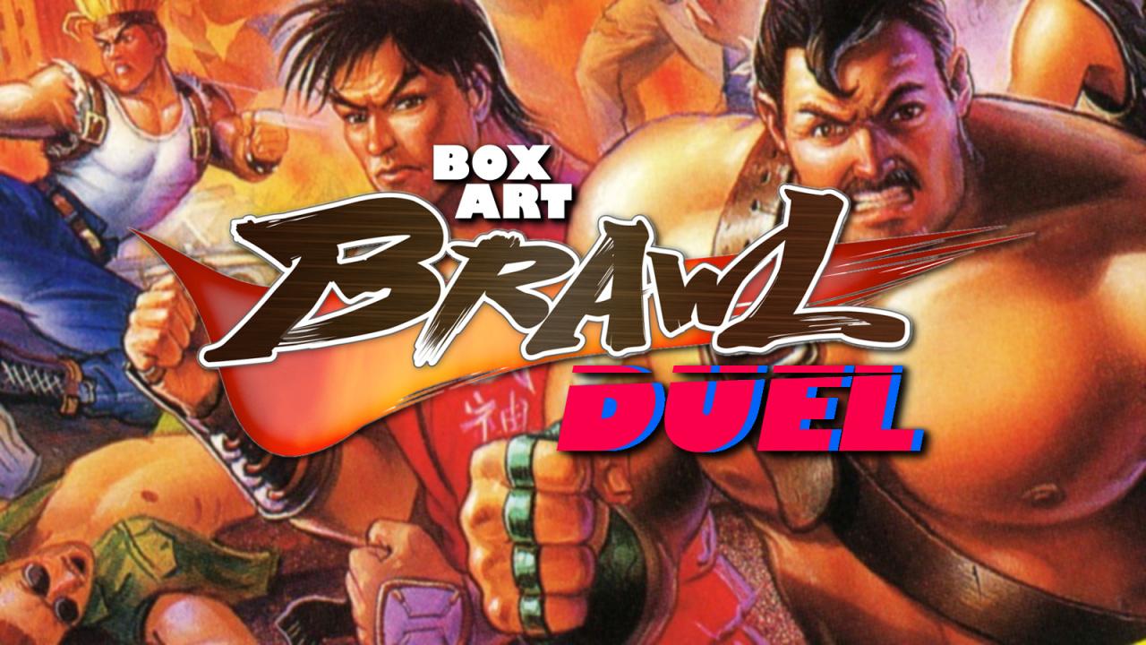 Poll: Box Art Brawl: Duel #76 - Final Fight 3