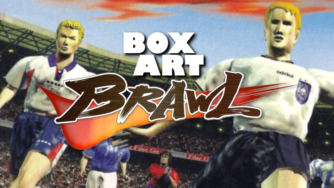 Poll: Box Art Brawl #29 - International Superstar Soccer 64