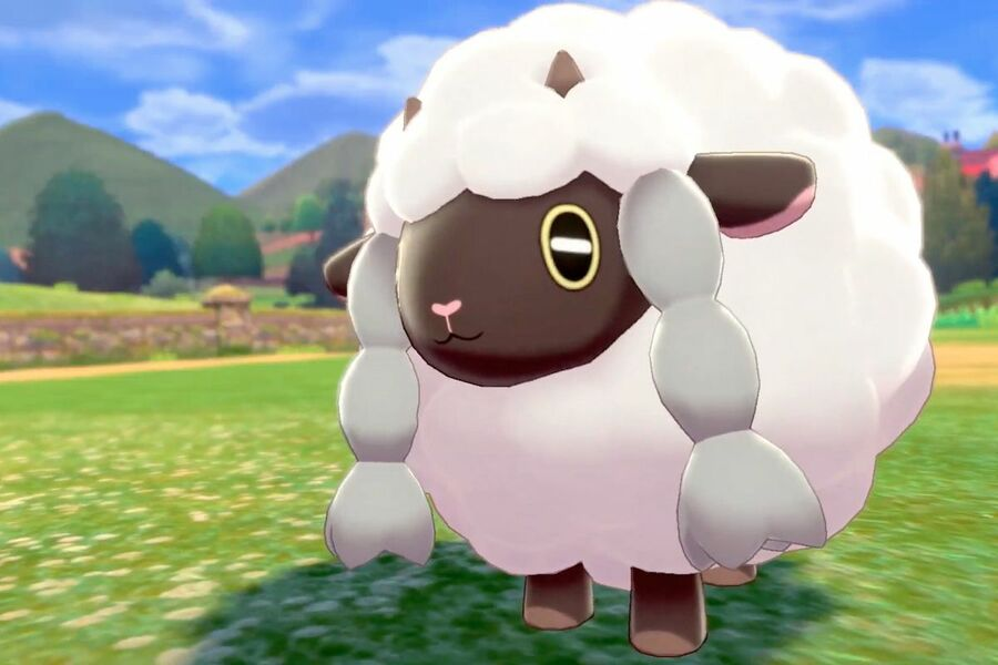 Why use Wooloo as the lead image? Because it's kind of cloud-like and we miss seeing its adorable face
