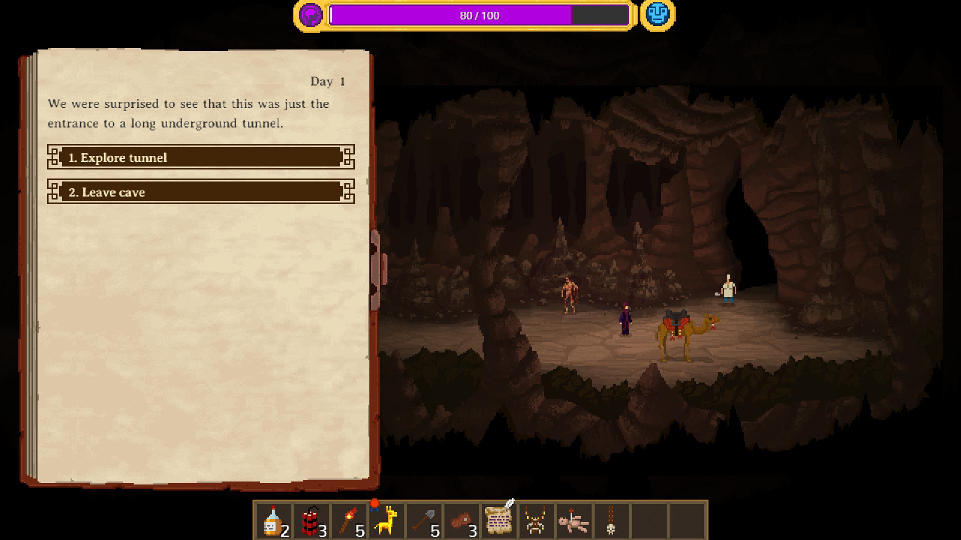 screenshot 02.original - Recensione Curious Expedition