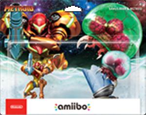 Metroid amiibo Pack