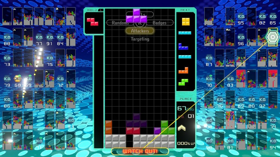 How To Make a Rutting Impact Battle in Tetris 99 – Manual – neuck