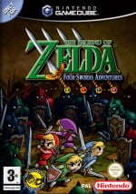 The Legend of Zelda: Four Swords Adventures (GCN)