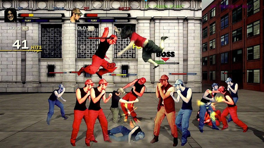 Guard Crush Games' previous effort, Streets of Fury, is providing the foundation for Streets of Rage 4