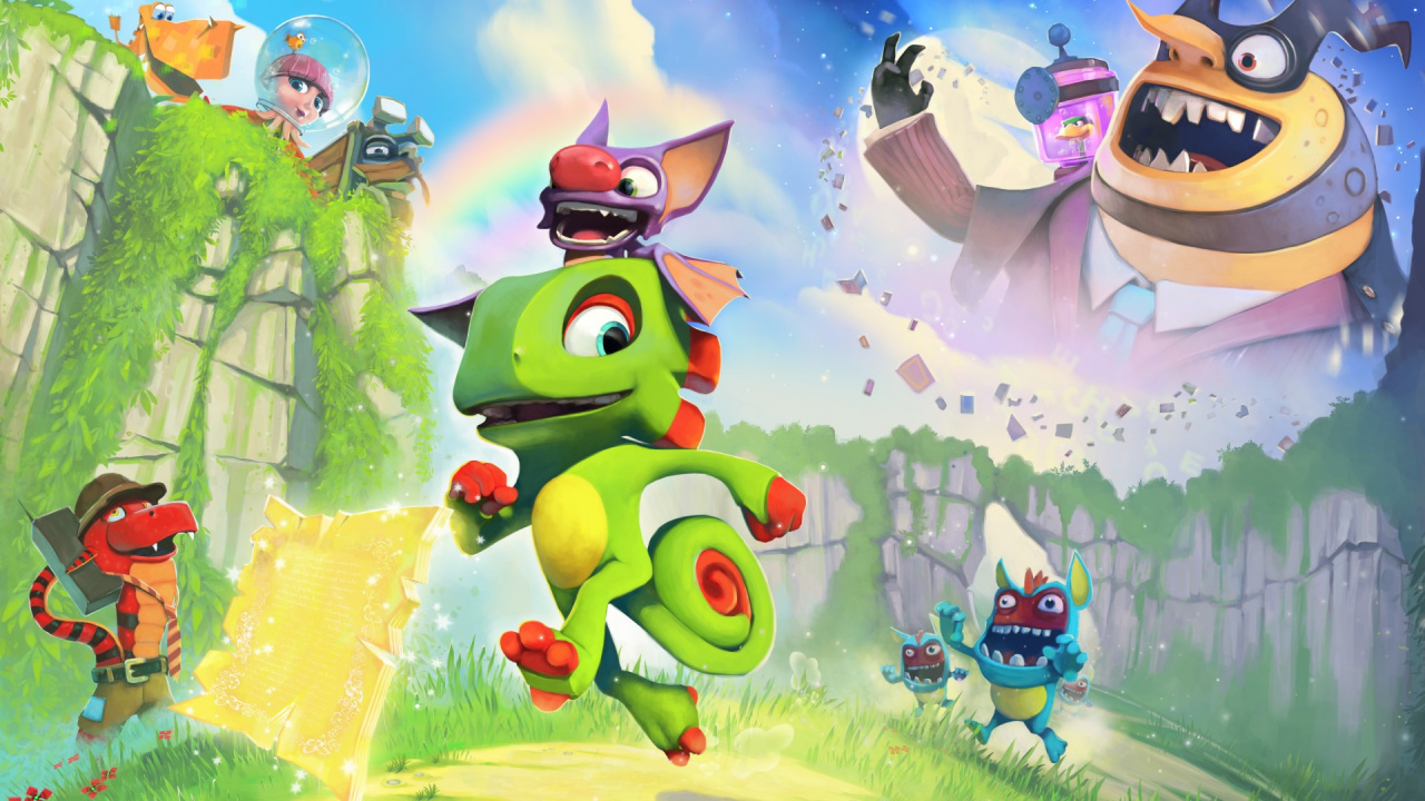 Best Of 2020: Ex-Rare Composers David Wise And Grant Kirkhope On Writing For Yooka-Laylee, Their Inspirations And Working From Home
