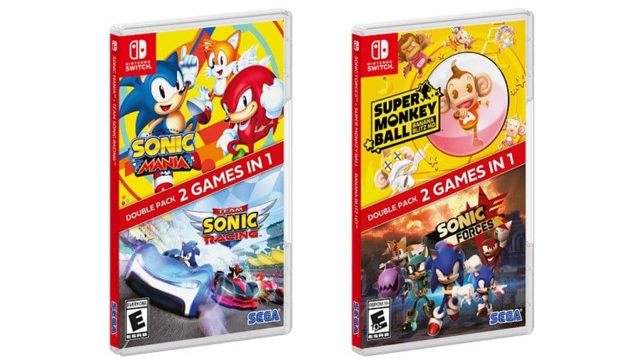 Sonic Double Packs