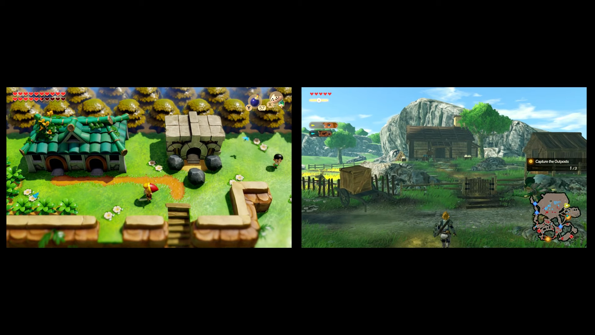 Video Another Famous Zelda Location Returns In Hyrule Warriors Age Of Calamity Nintendo Life