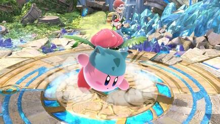 34. Ivysaur Kirby