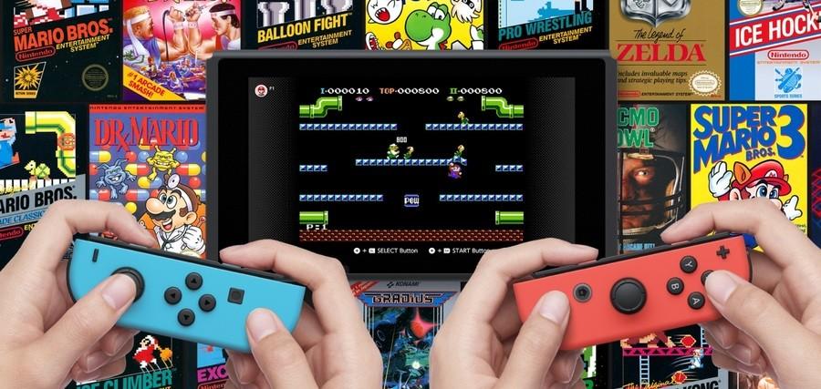 Nintendo Switch Online New IMG