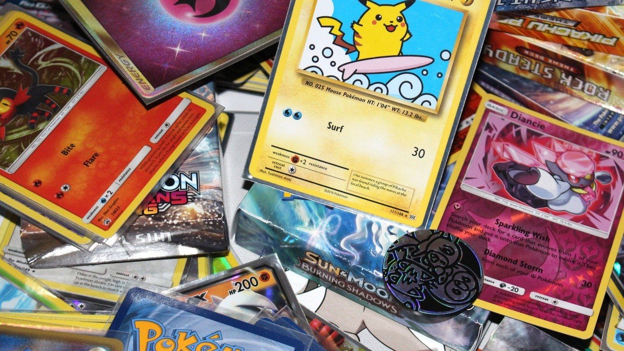 Pokemon card game rubber play mat Mewtwo and Mew TAG TEAM GX