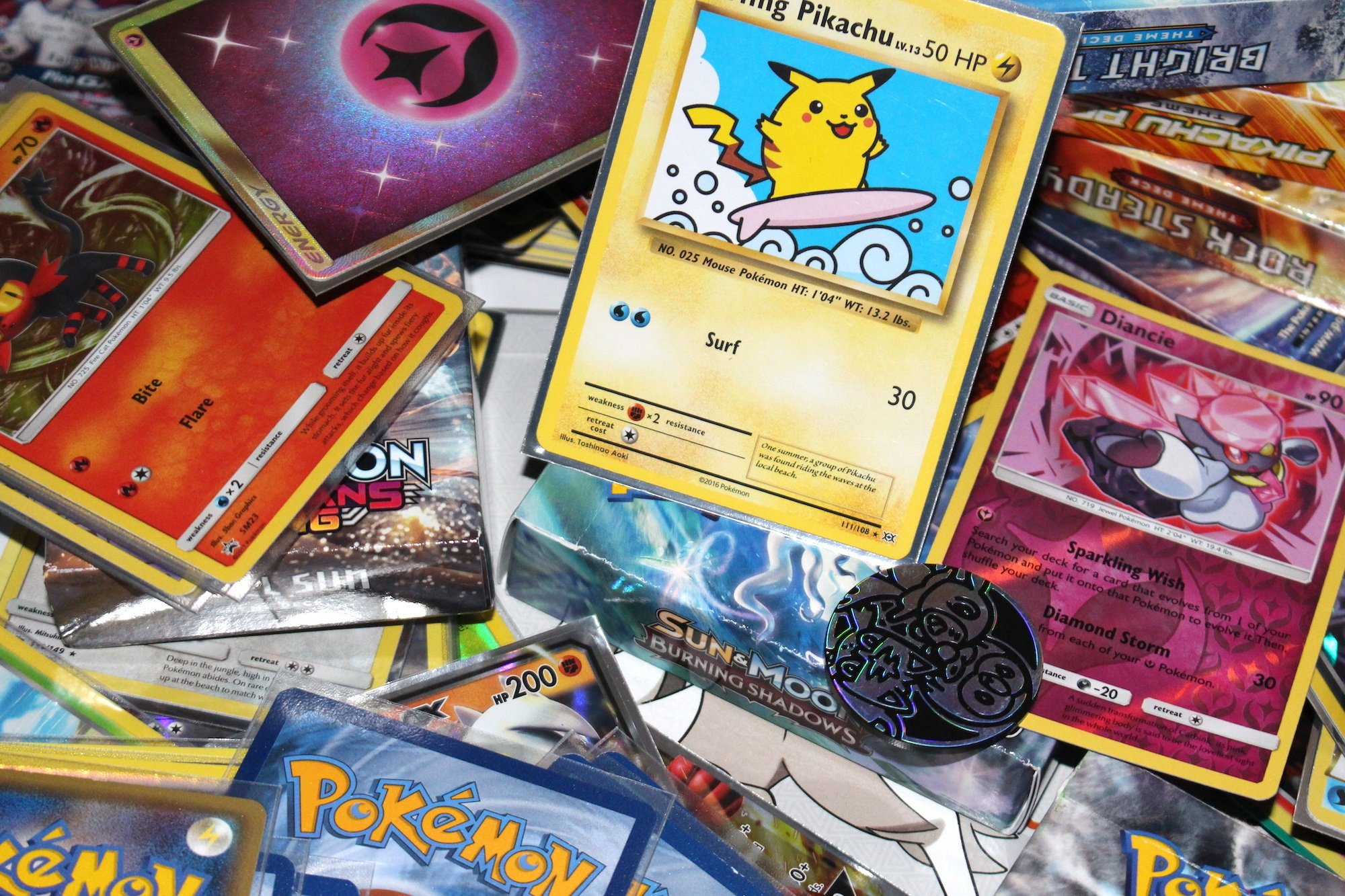 Talking Point: The Pokémon Trading Card Game Is In Desperate Need of
