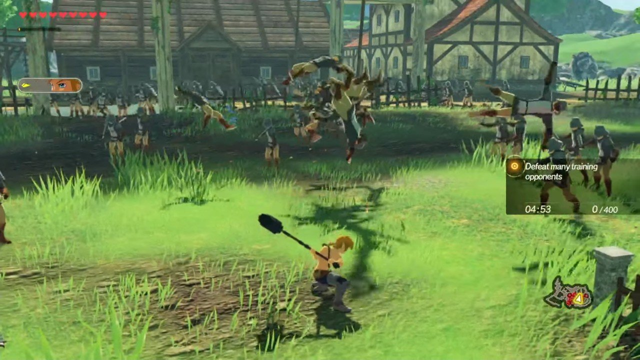 One Of Zelda S Most Iconic Locations Is Returning In Hyrule Warriors Age Of Calamity Nintendo Life