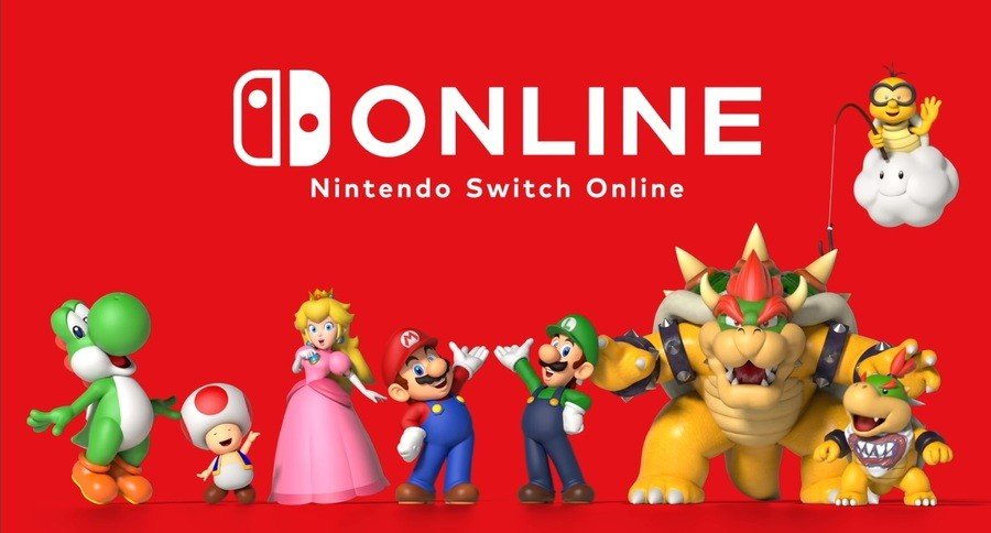 Nintendo Switch Online Characters