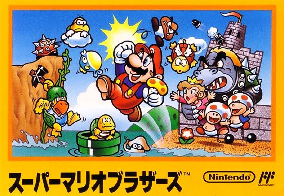 Poll Box Art Brawl 15 Super Mario Bros Nintendo Life