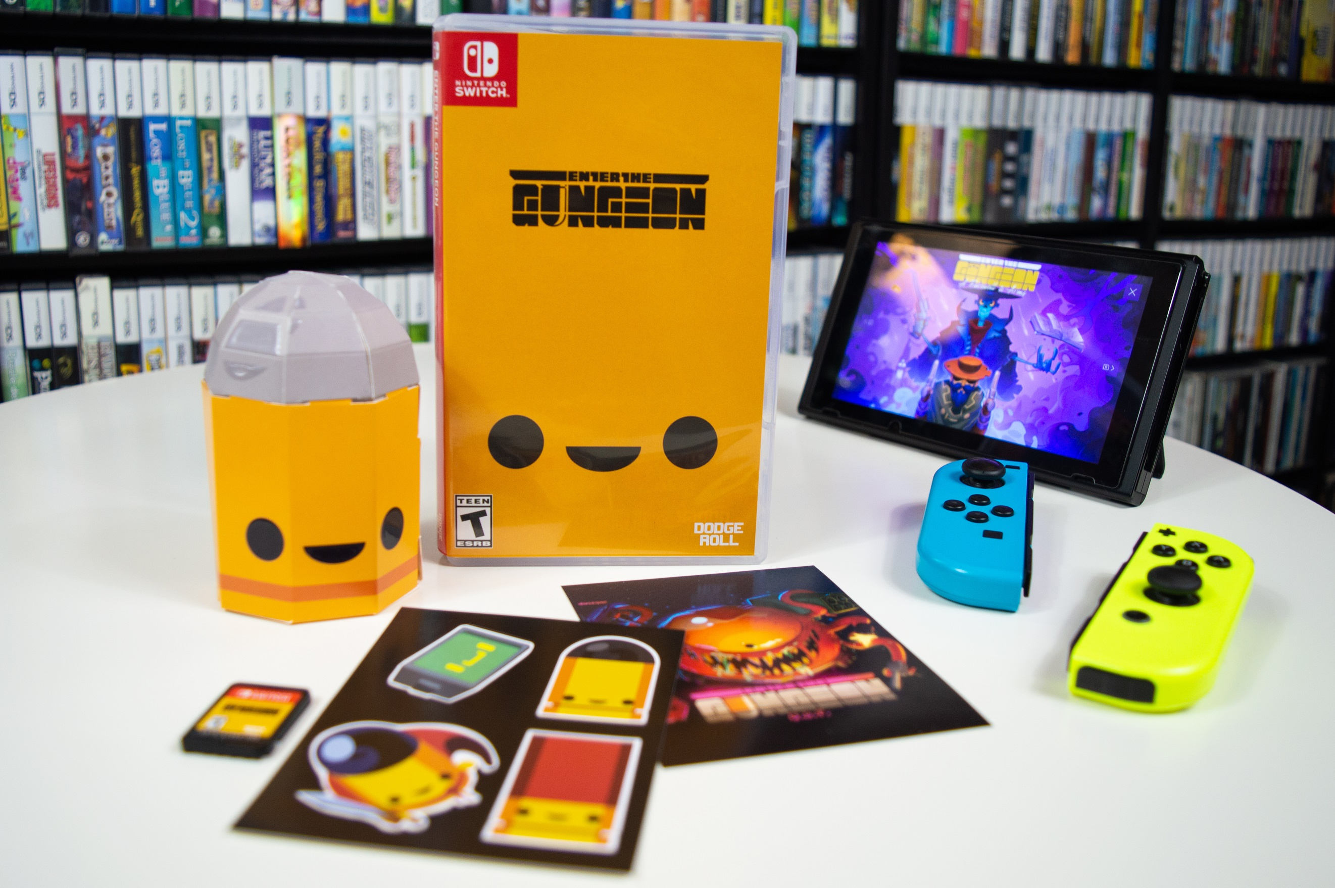 Hands On: Enter The Gungeon's Physical Edition Is Sure To Brighten