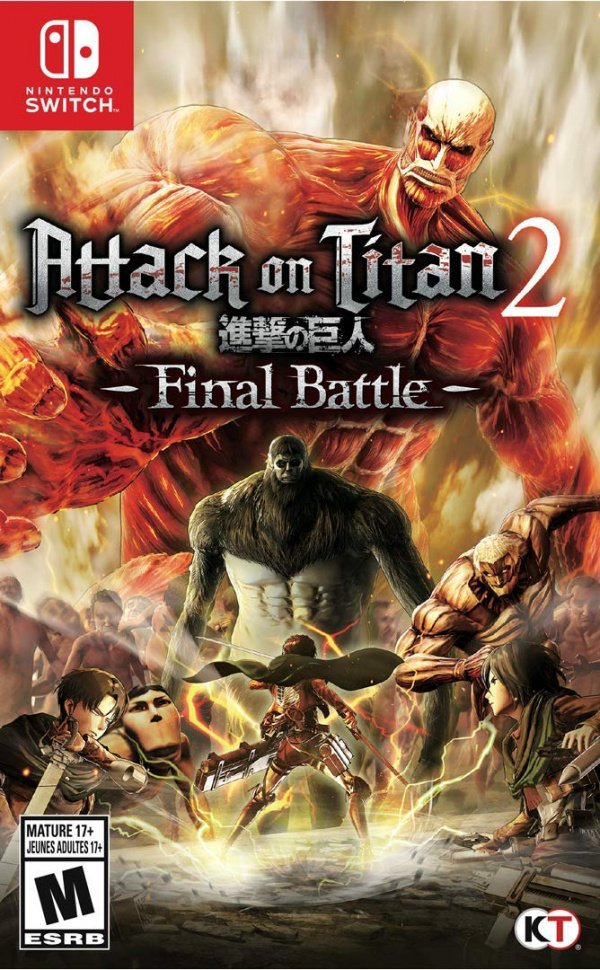 Attack on Titan 2: Final Battle Review (Switch) | Nintendo Life
