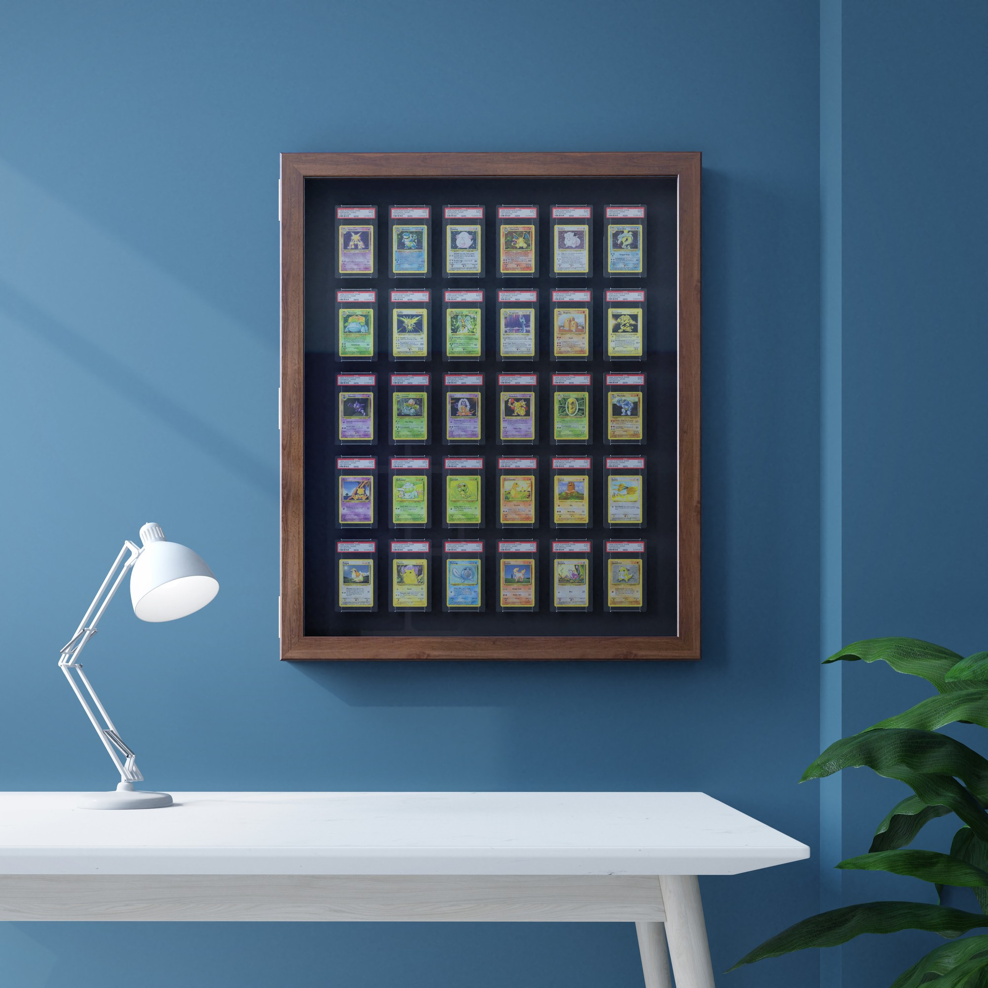 Pokemon Cards Collectors Cabinets