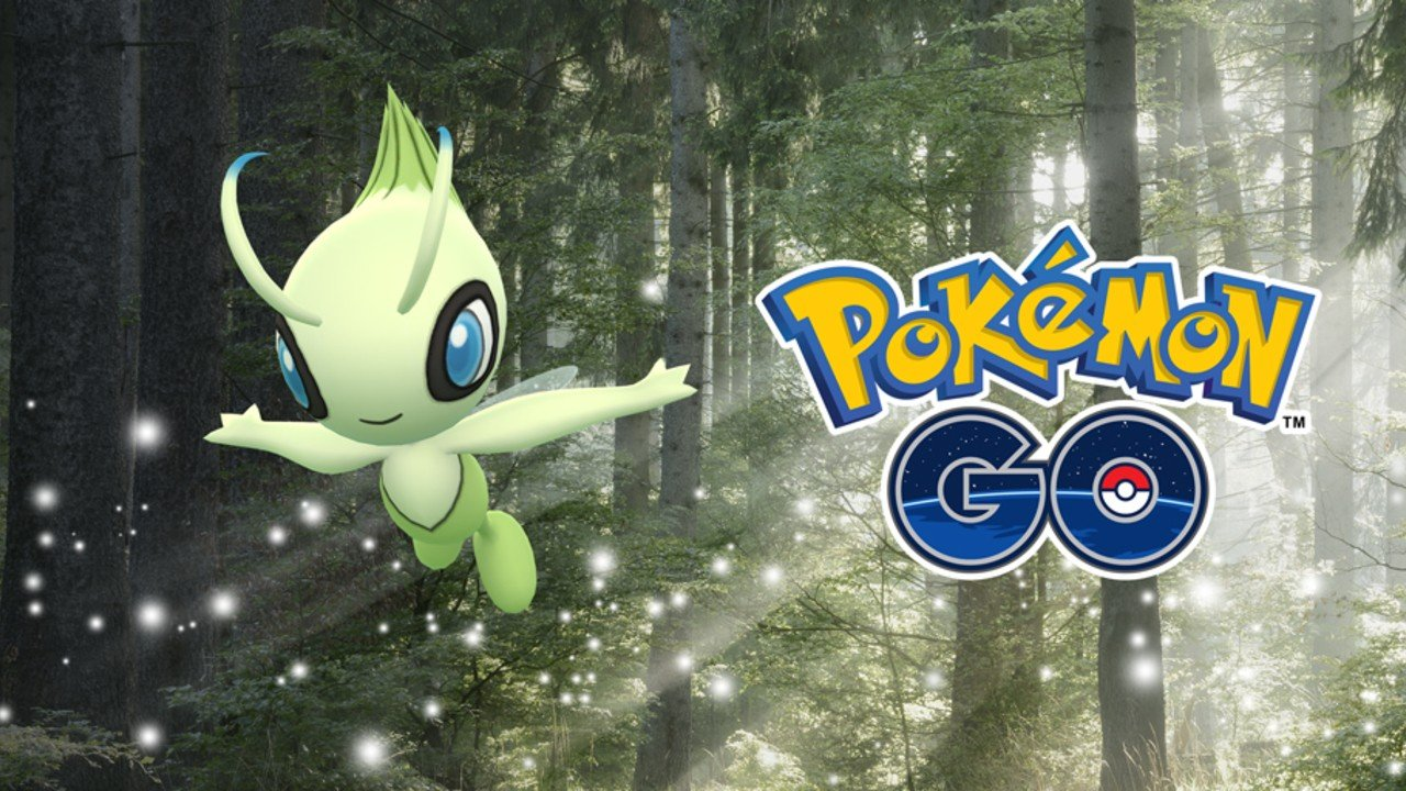 Pokémon GO Celebi - A Ripple In Time Special Research