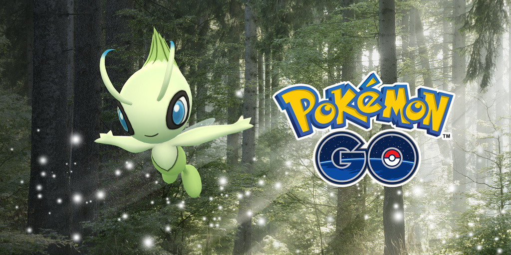 Pokémon GO Celebi - A Ripple In Time Special Research Walkthrough